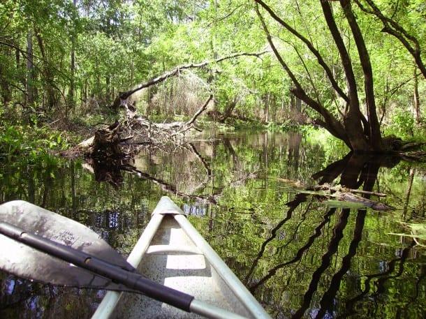 canoe trails florida