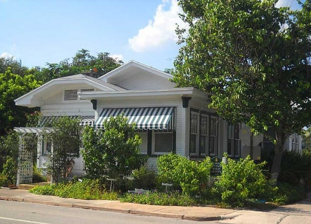 Delray Beach Historic Cason Cottage