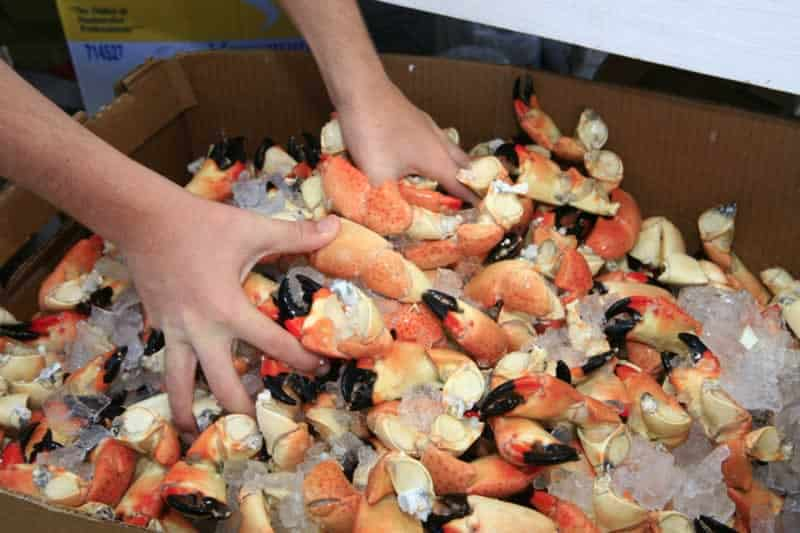 Marathon Seafood Restaurants