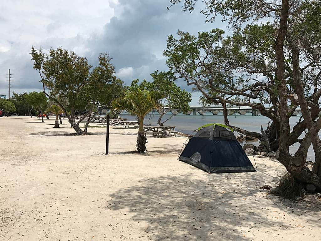 Camping near key west try these tropical hideaways for Florida fishing lodges
