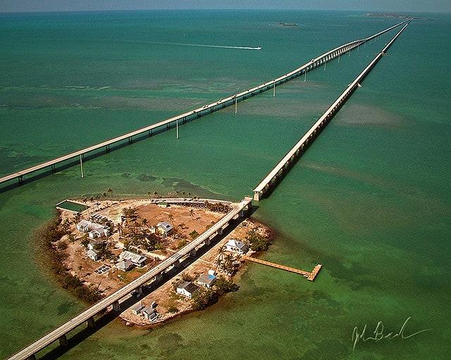 Saving the Old Seven Mile Bridge: $77 million plan approved to restore historic bridge