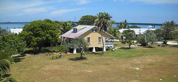 Florida Keys: Pigeon Key and the Old Seven Mile Bridge