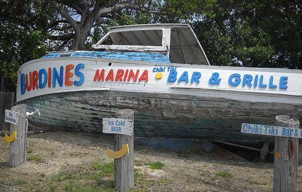 burdines sign Three Florida Keys restaurants that are hard to find but worth it