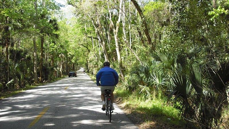 bike florida 2015-16 bike tours take you through Florida's best scenery