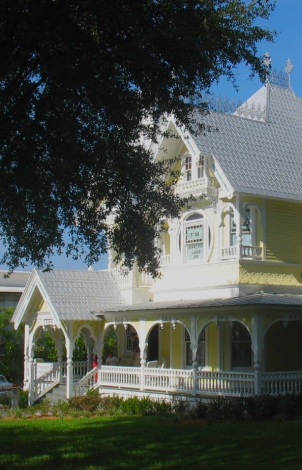 Donnelly House in Mount Dora