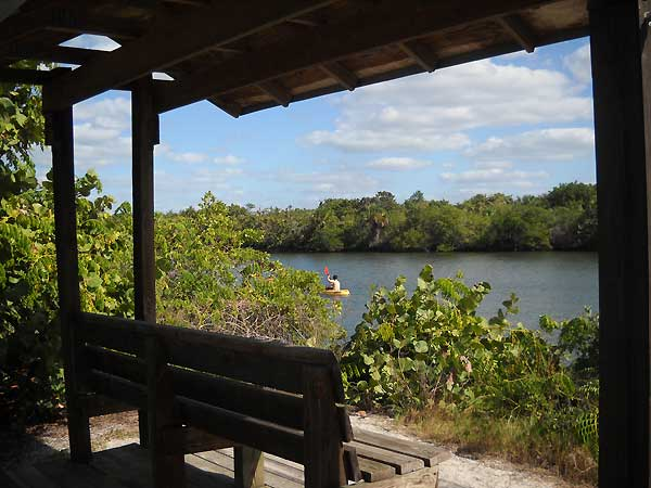 Lovers Key Fort Myers Beach is great for kayakers