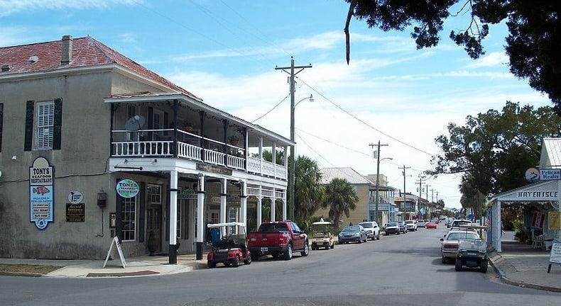 Cedar Key historic district
