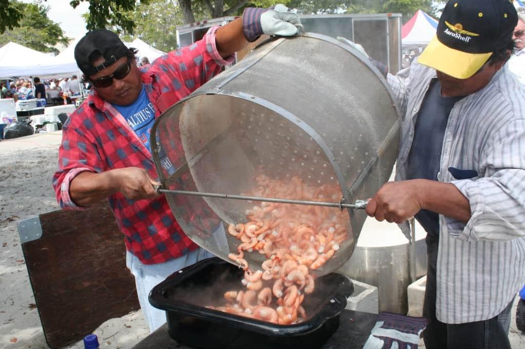 Fort Myers Beach Shrimp Festival