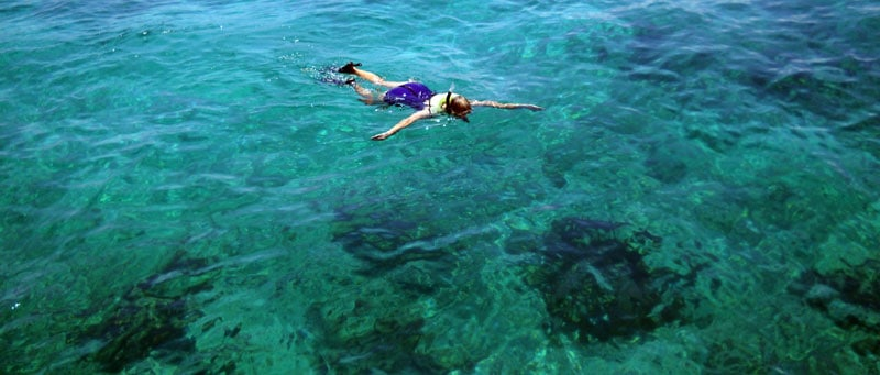 Snorkel Biscayne National Park and you your visit would include the wreck of the Mandalay. (Photo: David Blasco)