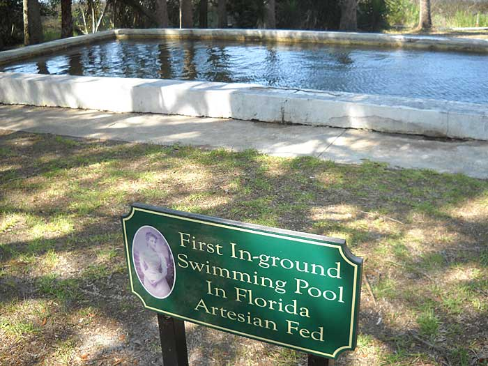 Pool at Princess Place lodge, Palm Coast, Florida
