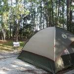 Moss Park camping near Disney