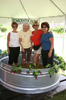 grape stomp Stomp the grapes at this Florida winery Aug. 11, 2018