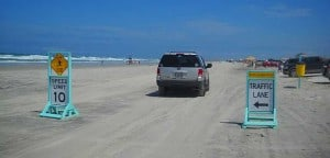 driving on beach 2 Ultimate Road Trip: Driving on Florida's coastal beaches