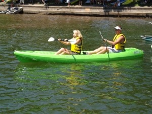 tribe tandem Kayak Buyer's Guide: It's personal