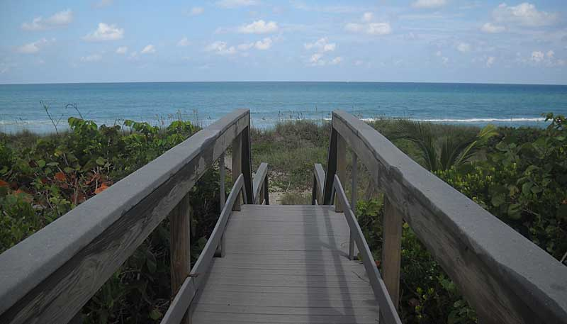 Jupiter Island beach access