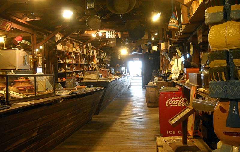 Historic Smallwood Store at Chokoloskee Island