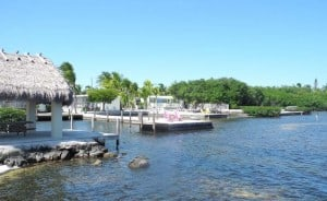 Parmers Resort on Little Torch Key