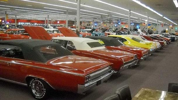 Punta Gorda's Muscle Car City Museum
