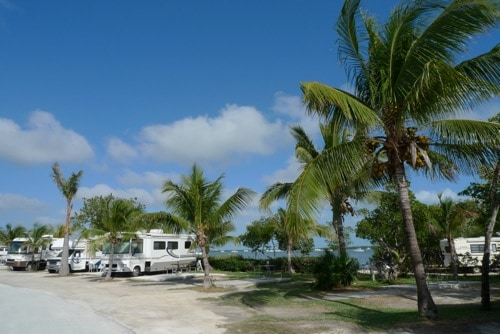 Rv Campgrounds In The Florida Keys