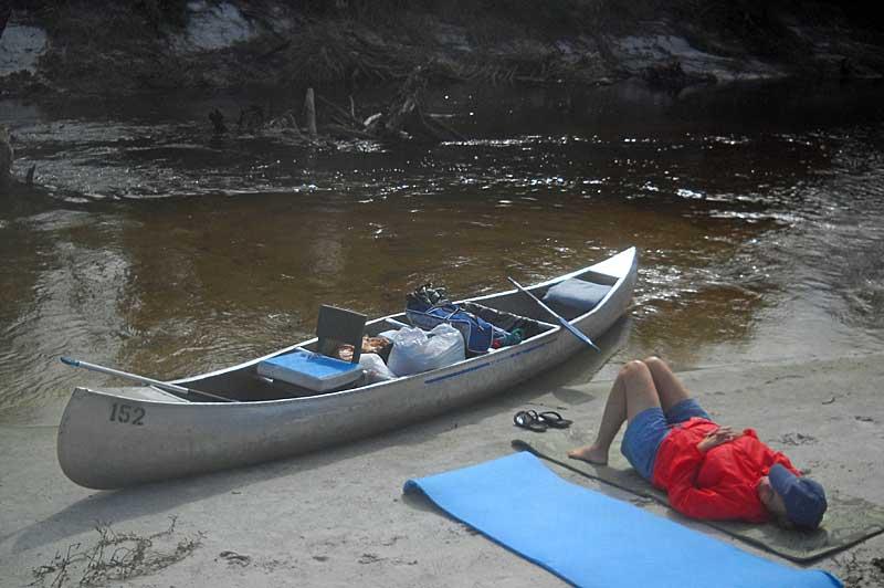 Peacefulness on the Peace River, Florida. (Photo: David Blasco)