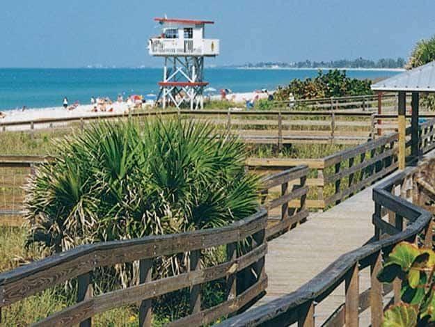 Best Florida beach towns: Nokomis Beach on Casey Key