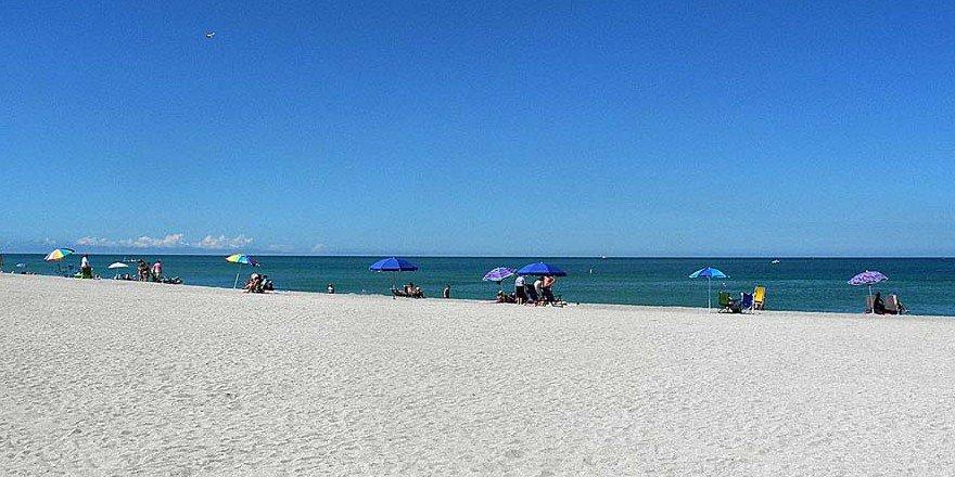 Beaches of Venice FL: The Venice municipal Beach