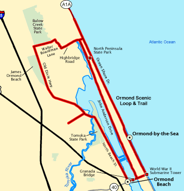 OrmondLoop Tomoka State Park: Gateway to the Ormond Scenic Loop