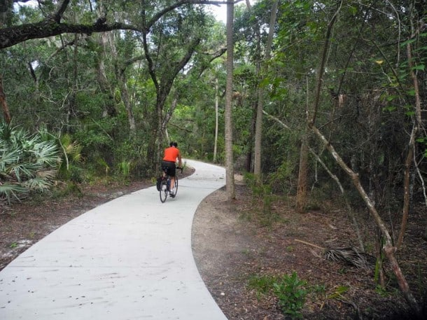 tomoka bike trail Tomoka State Park: Gateway to the Ormond Scenic Loop