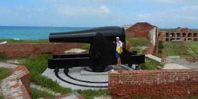 Dry Tortugas cannon e1352999416591 Camping at the Dry Tortugas National Park: So worth the trouble
