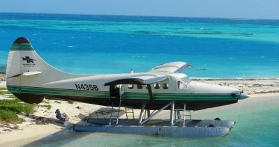 Dry Tortugas seaplane e1353000211753 Camping at the Dry Tortugas National Park: So worth the trouble