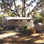 stephen foster campsite mar RV Camping along I-75, I-95 in North Florida State Parks