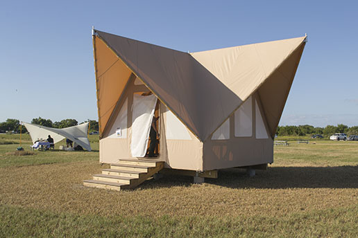 Flamingo eco tent1 Everglades National Park will get new eco-tents at Flamingo by 2019