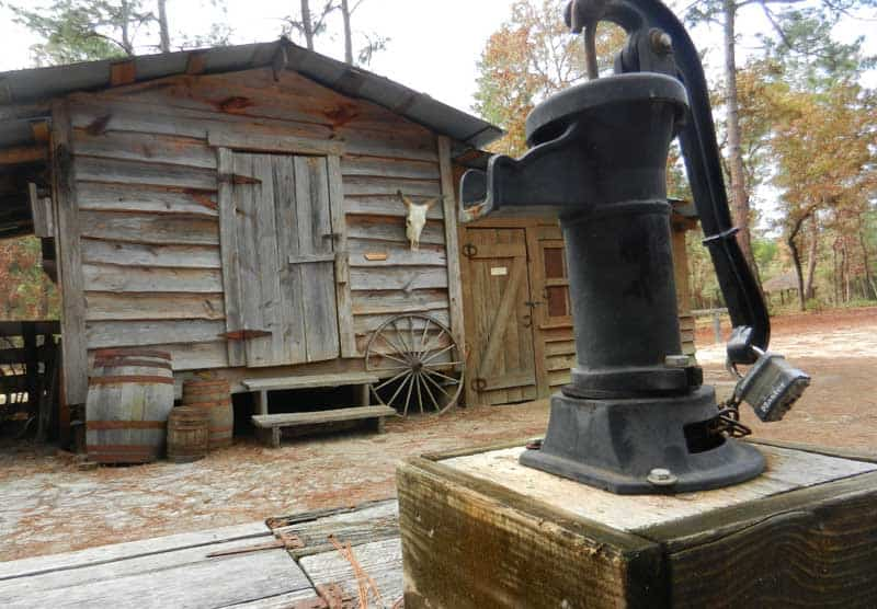 A museum and environmental education center at Silver Springs State Park is set in a village of historic Cracker buildings that were moved here to tell the story of Florida's pioneers. Admission is $2 per person. (Photo: David Blasco)
