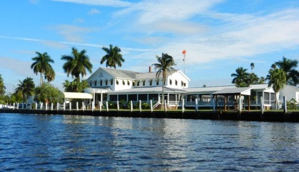 Rod and Gun Club in Everglades City.