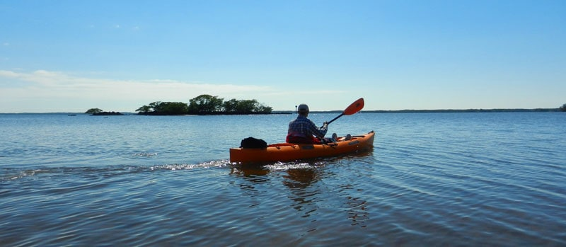 Everglades City island in d Everglades City: Kayak historic city, sample a few of the 10,000 Islands