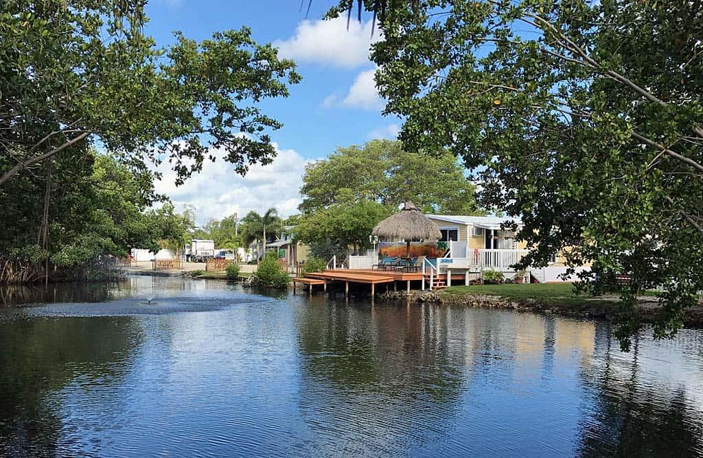 florida keys rv parks Leo's Campground Key West