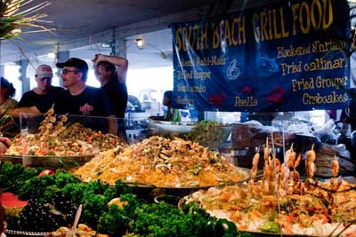 everglades seafood heather Everglades Seafood Festival serves up local stone crab Feb. 7-9, 2020
