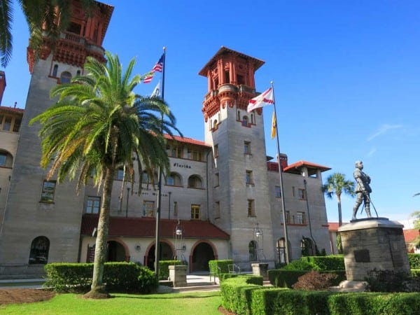 Lightner Museum in St. Augustine is among the free museums you can visit Sept. 26, 2015.