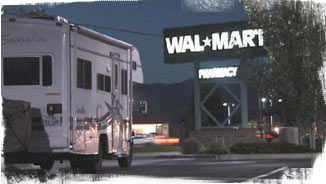 walmart Free RV Camping: Wallydocking