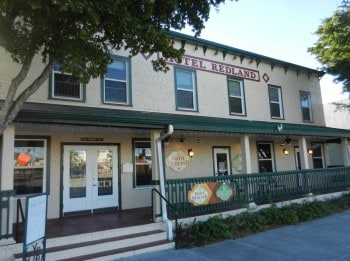 Hotel Redland is a historic inn in downtown Homestead, convenient to exploring the Redland and Everglades National Park.