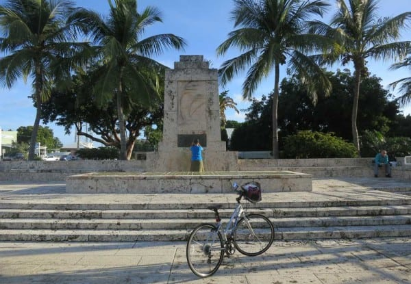 The Hurricane Memorial in Islamorada is an interesting stop along the Florida Keys Overseas Heritage Trail.