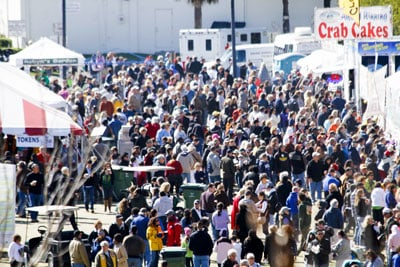 saint augustine seafood festival