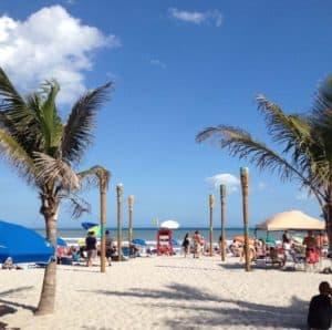 Coconuts Beach in Downtown Cocoa Beach