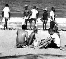 "fort lauderdale beach ""wade-in"" 1961"