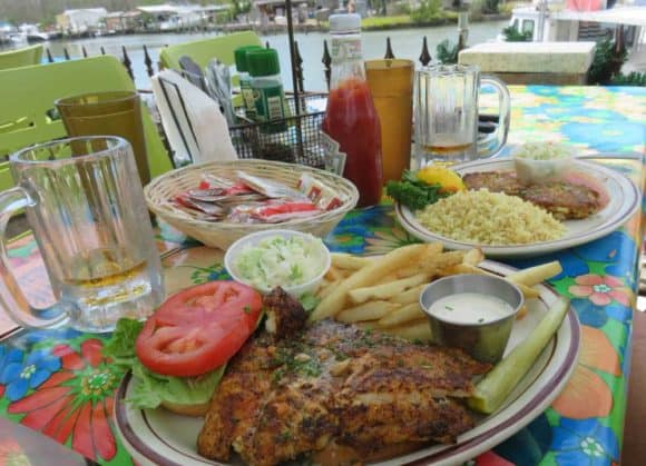 Things to do in Marco Island: Try the blackened grouper at Little Bar in Goodland