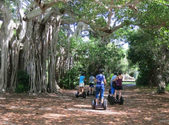 Hugh Taylor Birch State Park in Fort Lauderdale