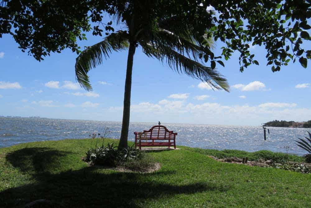 The Point at the Kampong in Coconut Grove.