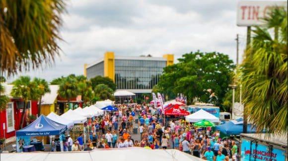Naples Stone Crab Festival 2016 (Photo: Paradise Coast)