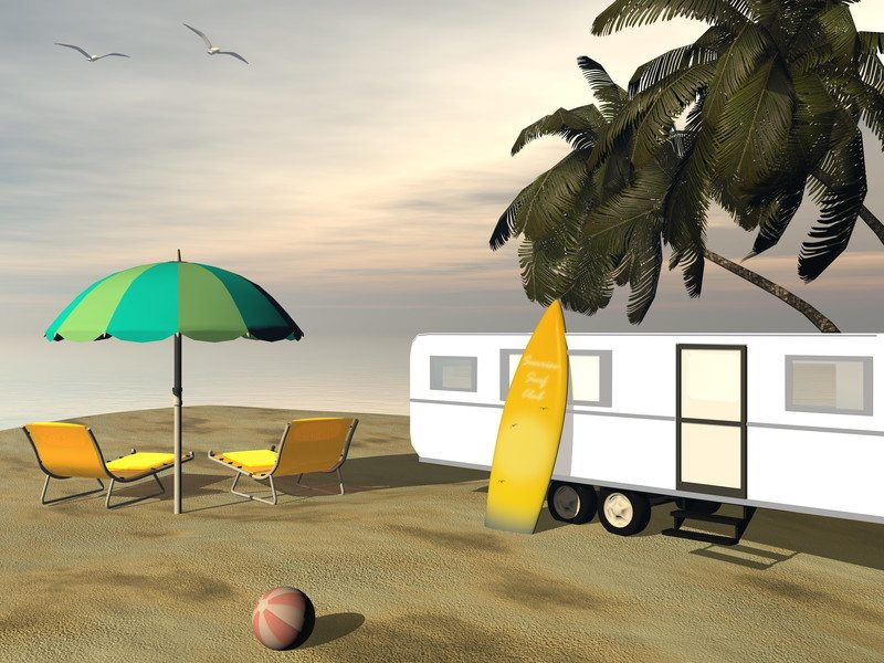 canstock rvonthebeach Buying a new RV (A consumer guide)