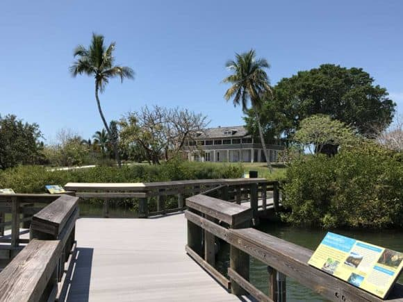 The Mound House in Fort Myers Beach is not only its oldest home but is also the site of major shell mound built by the Calusa indians. A first-class museum has opened here. (Photo: Bonnie Gross)